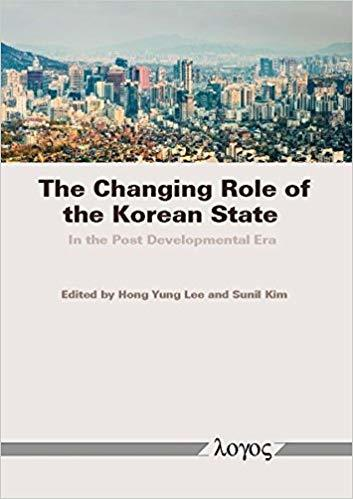 Changing Role of the Korean State Book Cover