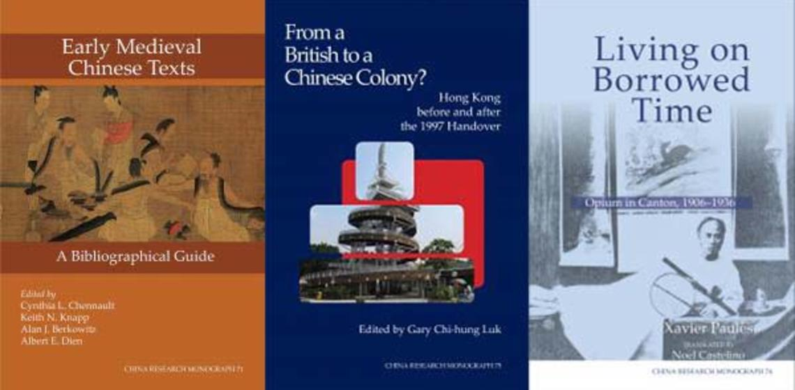 CCS book covers