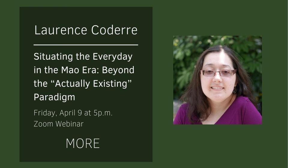 Talk by Laurence Coderra