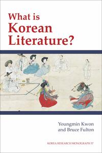 What is Korean Literature? book cover