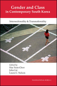 Gender and Class in Contemporary South Korea book cover